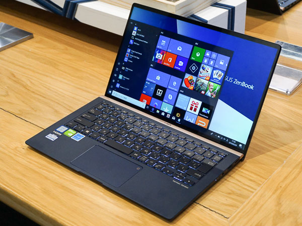 ASUS ZenBook 14 UX433FNの特徴レビュー - the比較
