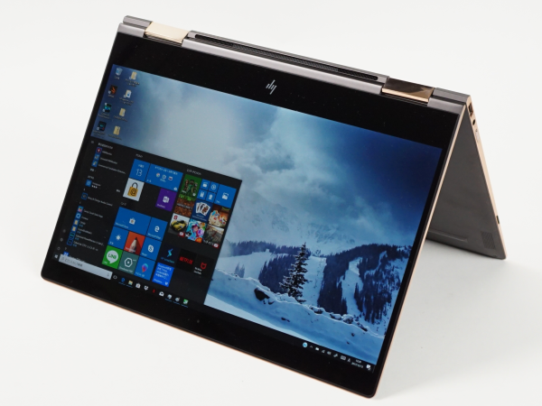 hp spectre x360 2017年11月モデル の実機レビュー the比較