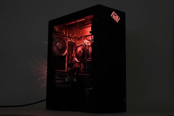 HP OMEN Obelisk Desktop 875(インテル)空冷モデルの実機