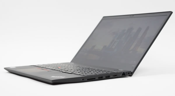 ThinkPad P52sの実機レビュー - the比較