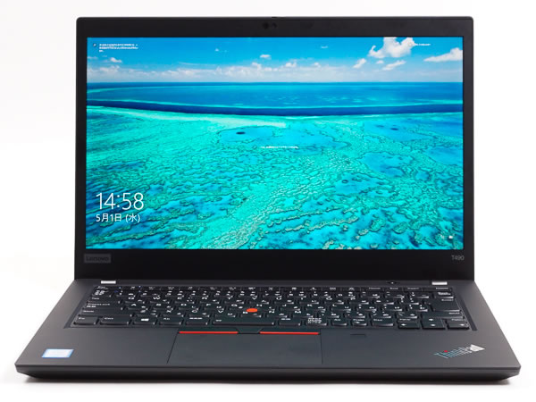 ThinkPad T490の実機レビュー - the比較